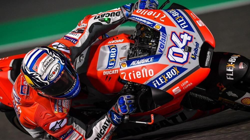 MotoGP Grand Prix of Qatar 2018 Results: Andrea Dovizioso Wins Season Opener