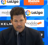 Simeone praises 'hard-fought' Atletico win at Vallecano
