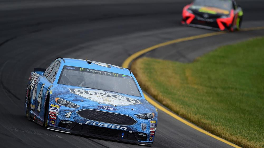 Sunday's race moved up to 1 p.m — NASCAR at NHMS