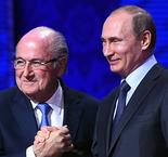 Blatter sought Nobel Peace Prize for FIFA