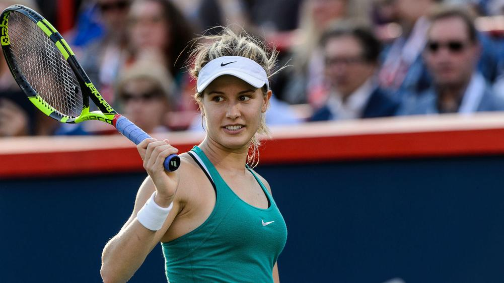 Eugenie Bouchard set for another National Football League outing with Twitter date