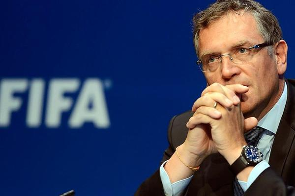 FIFA bans ex-General Secretary Jerome Valcke for 12 years
