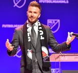 Beckham to be honoured with UEFA President's Award