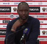 "Nice / Patrick Vieira : ""On a besoin de plus de concurrence"""