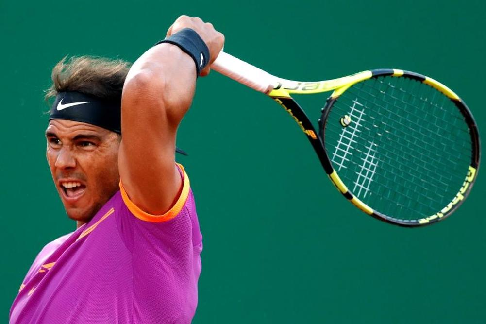 Monte-Carlo: Nadal rejoint Goffin