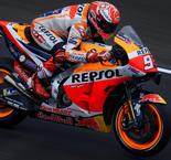 Marquez Masterclass Locks Up Honda's 300th Win