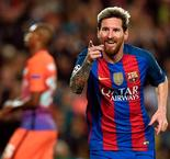 Samuel Umtiti Admits Lionel Messi Treats Teammates Like Training Cones In Training