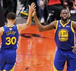 Golden State Warriors vencen 104-109 a Toronto Raptors en el segundo juego de la final