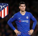 Simeone: Morata Deal Not Done Yet