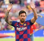 Bartomeu calm over Messi's Barcelona future
