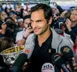 Federer Can Top Rankings After Accepting Rotterdam Wildcard