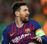 Valverde Benches Messi for Alaves Clash