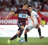 Sevilla And RC Celta Play To Dramatic Draw