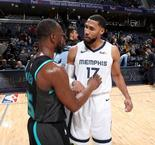 GAME RECAP: Hornets 118, Grizzlies 107