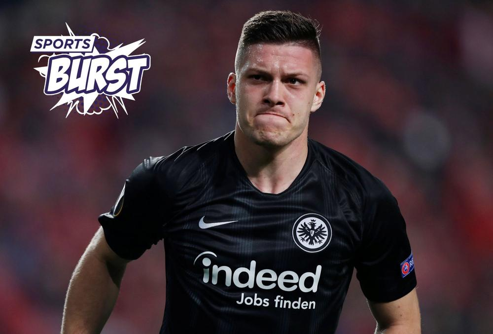 Real Madrid begins supermarket sweep of signings with Luka Jovic penning a three-year deal with the club - Sports Burst June 4, 2019 | beIN SPORTS USA