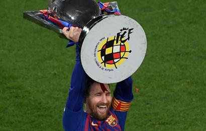 a5d86474d8c Lionel Messi. UEFA Champions League. Messi wishes Casillas quick recovery.  UEFA Champions League. Mercurial Messi brings up 600 in Liverpool romp