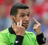 CAF suspends referee Grisha for six months