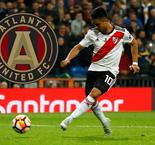 Atlanta United Sign Martinez From River Plate