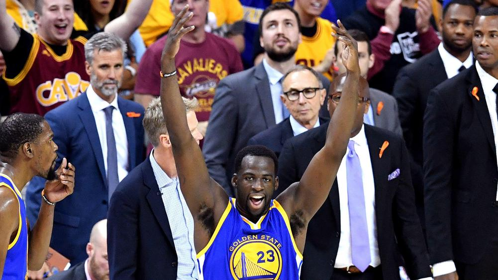 Draymond Green's Recruitment Of Kevin Durant Started Right After Game 7 Loss