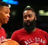 Harden Excited For Westbrook Reunion In Houston