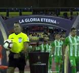 Gomez Golazo Earns Atletico Nacional 1-0 Win Over La Guaira