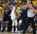 Kevin Durant Ruled Out For Remainder Of Rockets Series