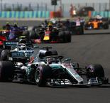 Vettel survives Bottas collision as Hamilton extends championship lead