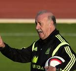 Vicente Del Bosque Not Keen On Spain Playing Two Strikers