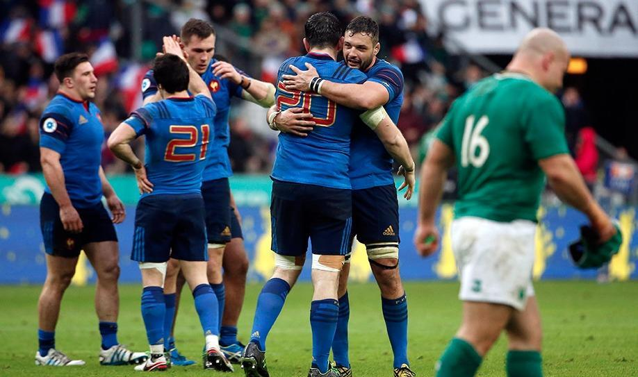 6 Nations: France scrap for victory as Ireland's injury woes mount