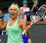Indian Wells: Vesnina au bout de son rêve