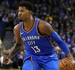 George outscores Nets in fourth quarter to bring Thunder back to win