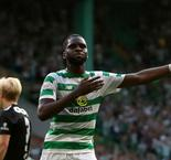 Celtic 3 Rosenborg 1: Edouard double seals first-leg victory