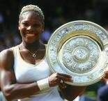 Venus victories to Kerber clash - Serena Williams' seven Wimbledon titles