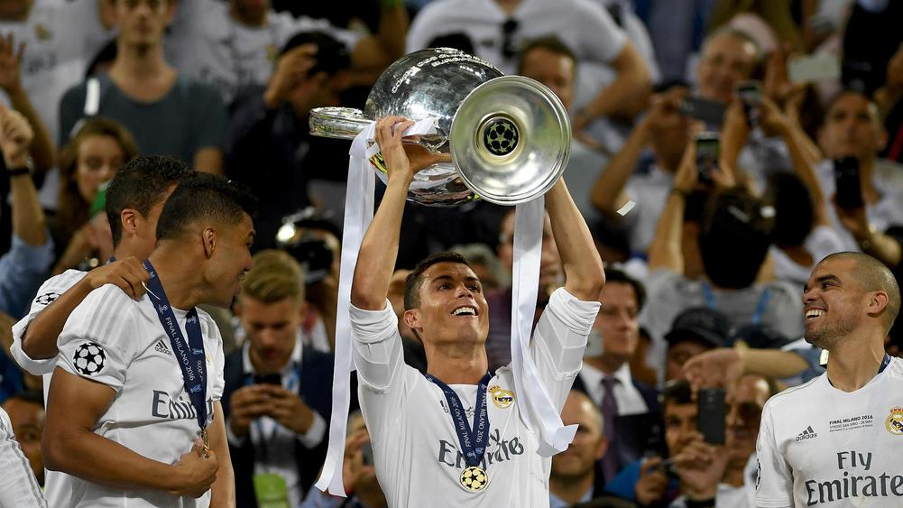 Ronaldo Targets Champions League To Complete Incredible Year At Real Madrid