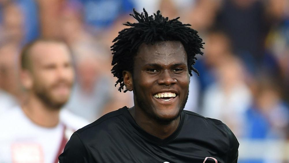 Kessie: 'I dream of Man Utd'