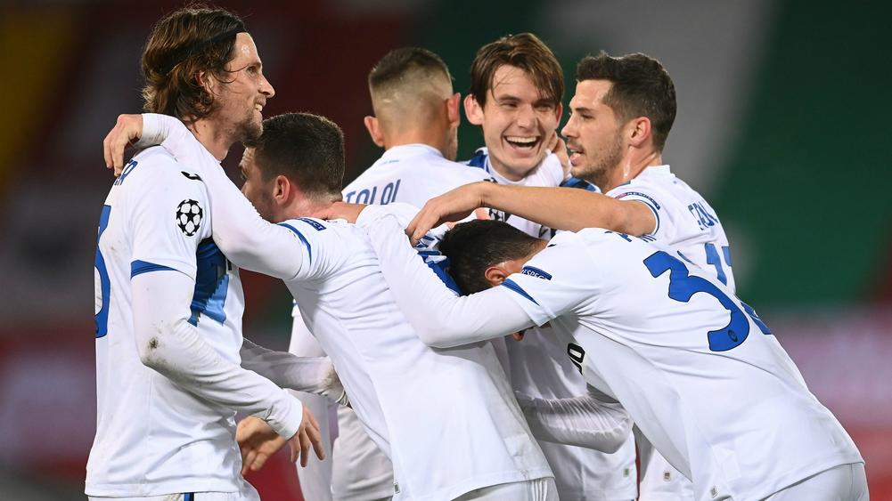 Liverpool 0-2 Atalanta: Klopp's men stunned by second-half ...