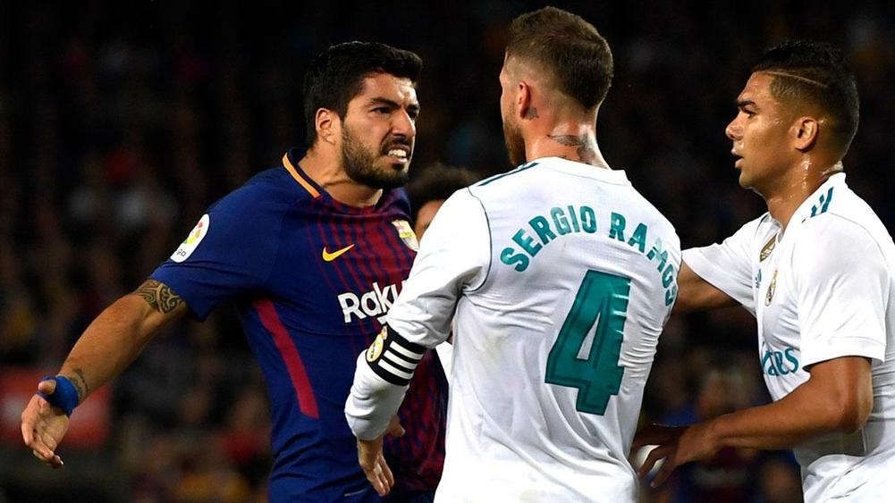 Sergio Ramos: We know what Suarez is like