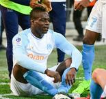 OM: Balotelli absent du groupe !
