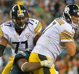 Steelers OT Gilbert handed four-game PED suspension