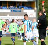 Huddersfield Town 0 Cardiff City 0: Hogg sees red as Terriers' lack of bite proves costly