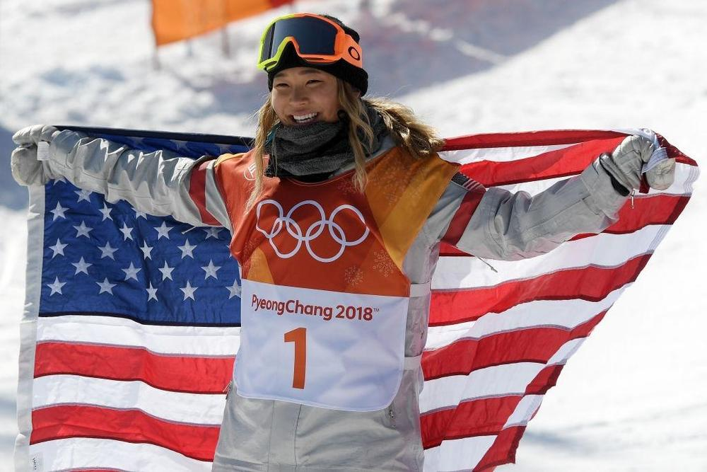 chloe kim - photo #5