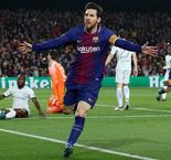 Messi hits Champions League century in emphatic Barca win over Chelsea