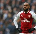 Lacazette to miss crucial six weeks after knee operation
