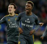 Gray goal seals emotional Leicester win