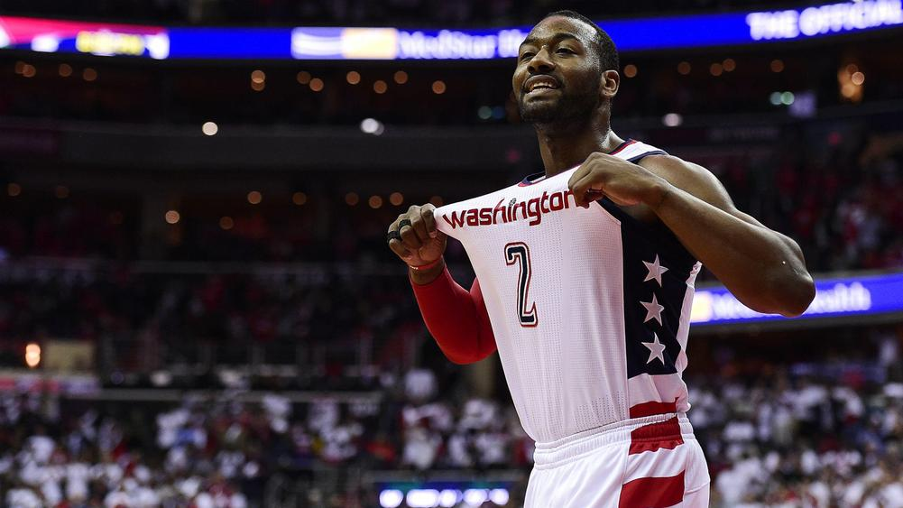 John Wall agrees to $170M extension with Wizards