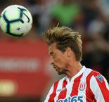 Super sub Crouch salvages a point for Stoke