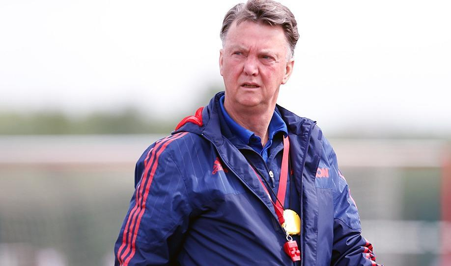 Van Gaal's Departure From Man. United And Barcelona Title