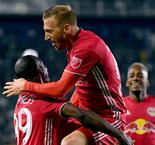 MLS Review: Red Bulls edge Chicago Fire, Timbers' run ends