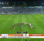 Highlights: Libertad Beat Universidad Catolica, 3-2, To Secure Qualification From Group H