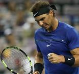 Sensational Nadal shines in Shanghai